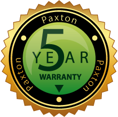 Paxton Keyless Entry Systems Warranty